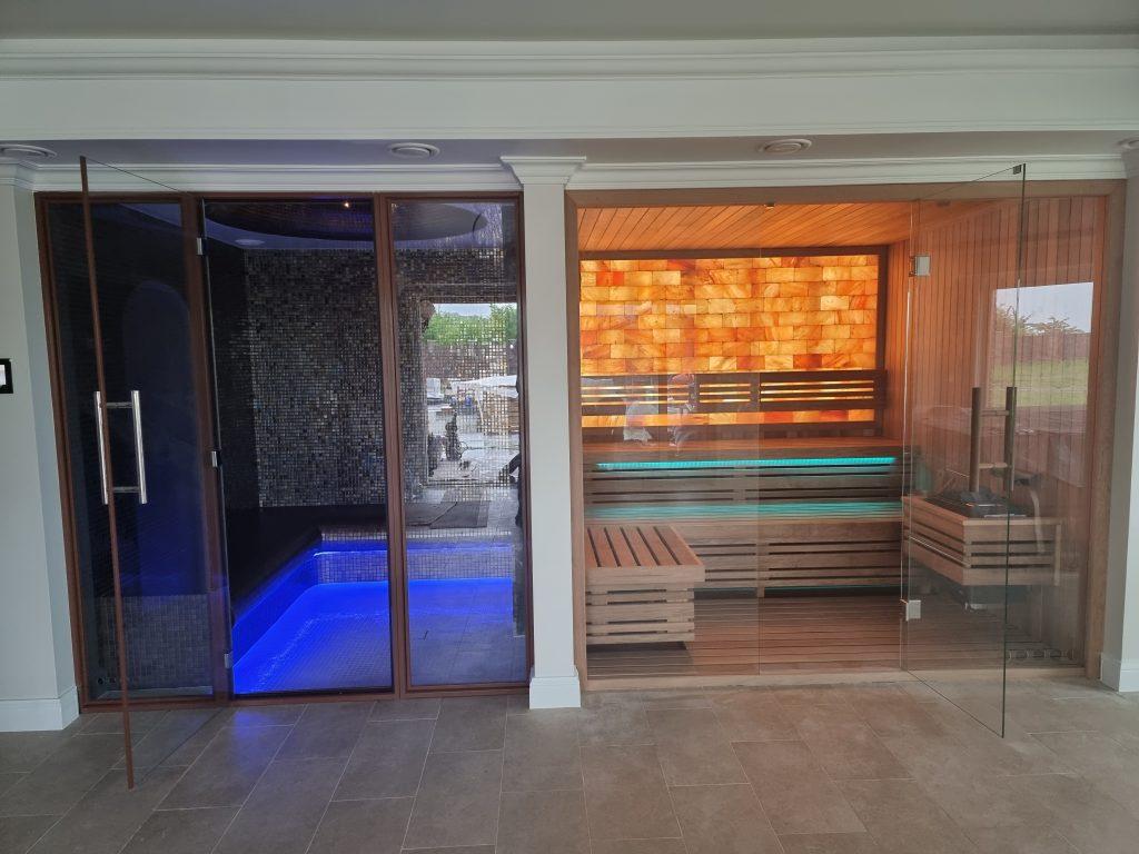 Centru privat de relaxare