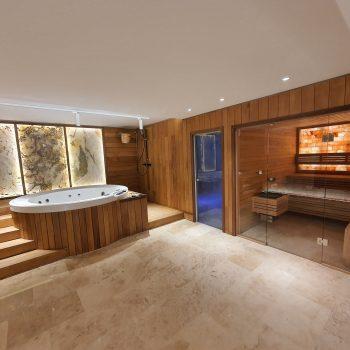 Mini centru relaxare privat
