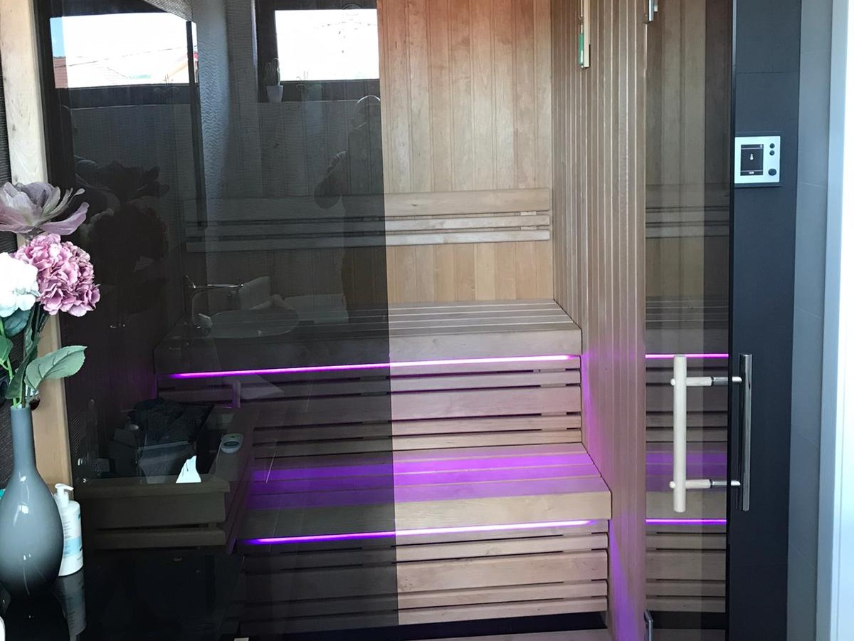 Sauna personalizata